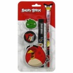 Zestaw 4 przyborów | szkolnych Angry Birds 10