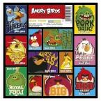 Nalepki 16x16 Angry Birds