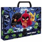 Teczka twarda z rączką | Angry Birds
