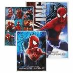 Zestaw wkłady kolorowanki   nalepki Amazing   Spider-man BJ