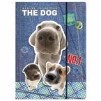 Teczka z gumką A4 | The Dog