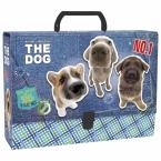 Teczka z rączką gruba | The Dog