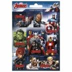 Nalepki funny Avengers