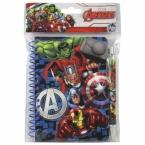 Zestaw notes + długopis | Avengers 99