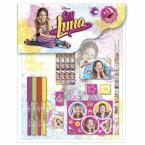 Zestaw 16 przyborów   szkolnych Soy Luna 10