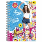 Notes spiralny A6 | Soy Luna