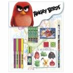 Zestaw 16 przyborów | Angry Birds 13