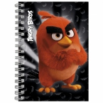 Notes spiralny A6 Angry Birds