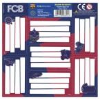 Nalepki na zeszyty | FC Barcelona