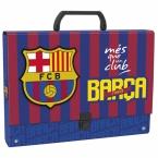 Teczka twarda z rączką | FC Barcelona