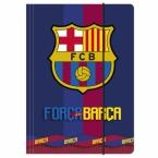 Teczka z gumką A4 | FC Barcelona