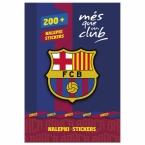 Zestaw 200 nalepek | FC Barcelona