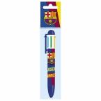 Długopis 6 kolorów | FC Barcelona 10