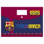 Teczka kopertowa A4 | FC Barcelona 10
