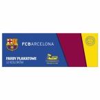 Farby plakatowe 12 kolorów | FC Barcelona