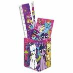 Zestaw przyborów szkolnych   w puszce My Little Pony 10