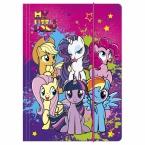 Teczka z gumką A4 | My Little Pony