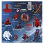 Nalepki 16x16 | Spider-man Homecomming