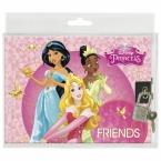 Diary with lock Princess