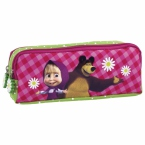 Pencil case DZ | Masha and the Bear 11
