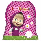 Bag for shoes| Masha and the Bear 11