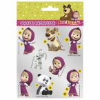 Metallic stickers | Masha and the Bear