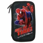 Piórnik z wyposażeniem | dwukomorowy Amazing | Spider-man 16