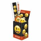 Zestaw przyborów szkolnych   w puszce Emoji 10