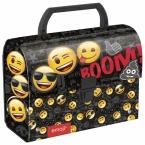Kuferek oklejany Emoji