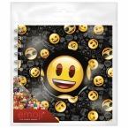 Pamiętnik spiralny B Emoji