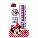 4 pcs stationery set Minnie 21