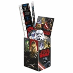 Stationery set in tin | pen holder Star Wars 18