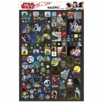 Stickers B4 Star Wars