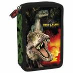 Double pencil case   Dinosurus 12