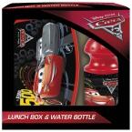 Sandwich box + | water bottle Cars 44