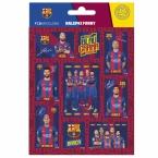 Nalepki funny FC Barcelona