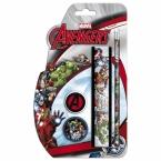 Zestaw 4 przyborów | szkolnych Avengers 10