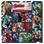 Nalepki 16x16 Avengers