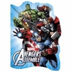 Notes kształtowy A6 | Avengers