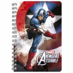 Notes spiralny A6 | Avengers
