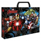 Teczka twarda z rączką | Avengers