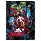 Teczka z gumką A4 | Avengers