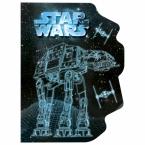 Notes kształtowy A6 | Star Wars
