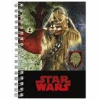 Notes spiralny A6   Star Wars