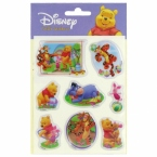 Puffy stickers | Winnie the Pooh