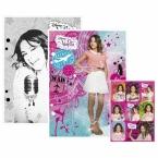 Zestaw wkłady kolorowanki | nalepki Violetta BJ