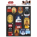 Nalepki funny Star Wars