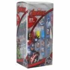 Zestaw 25 przyborów   w pudełku Avengers 99