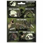 Nalepki funny Dinozaur