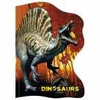 Notes kształtowy A6 | Dinozaur